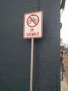 bike-on-sidewalk-sign